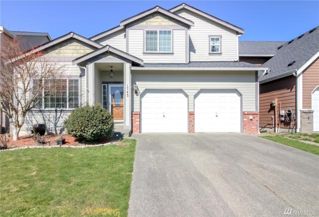 1743 179th St Ct E, Spanaway, WA 98387 (#1426329) :: Priority One Realty Inc.