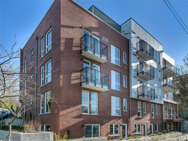 750 11th Ave E #402, Seattle, WA 98102 (#1426506) :: Real Estate Solutions Group