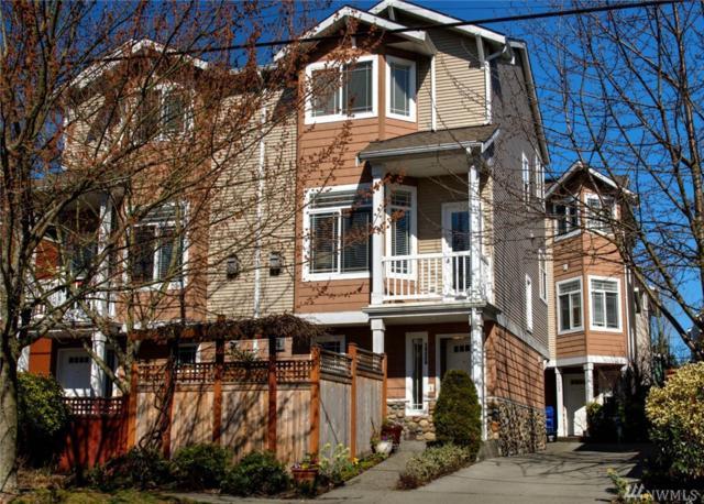 1422 NW 60th St A, Seattle, WA 98107 (#1426597) :: McAuley Homes