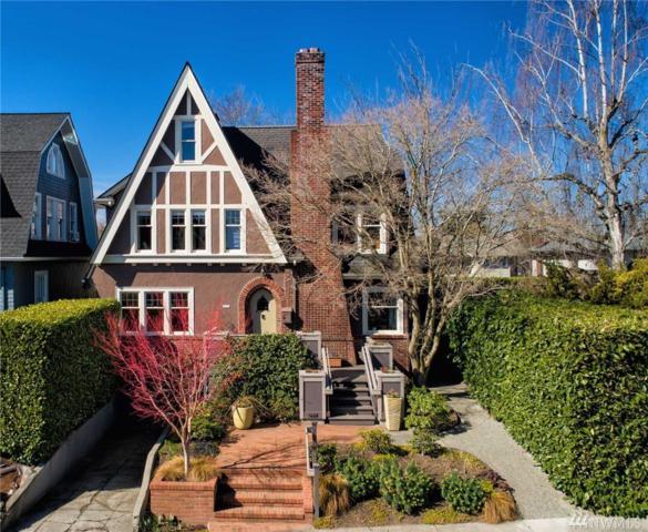 3323 Bella Vista Ave S, Seattle, WA 98144 (#1426618) :: Ben Kinney Real Estate Team