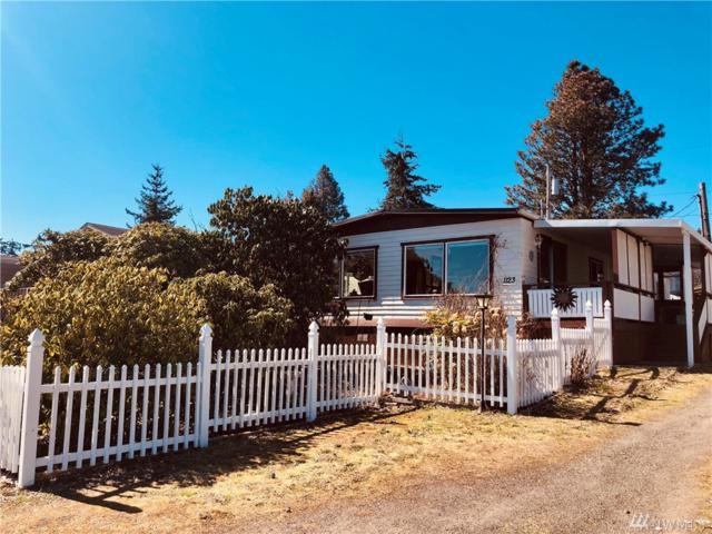 1123 Grant St, Port Townsend, WA 98368 (#1426630) :: Crutcher Dennis - My Puget Sound Homes