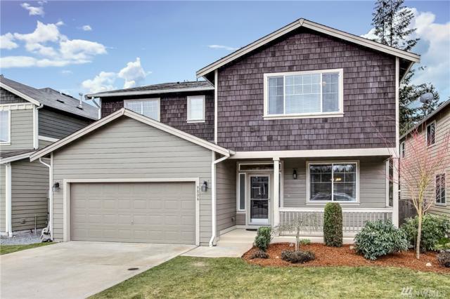 9806 198th St E, Graham, WA 98338 (#1426727) :: Better Properties Lacey