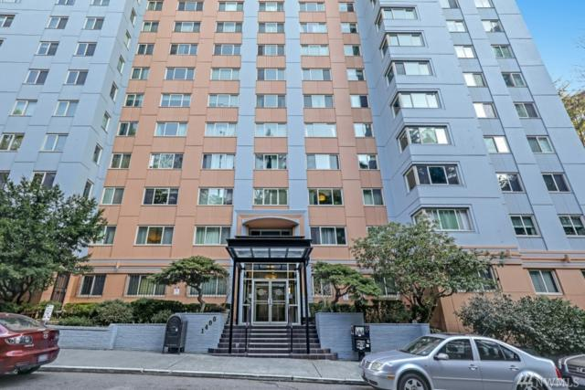 1400 Hubbell Place #305, Seattle, WA 98101 (#1426803) :: HergGroup Seattle