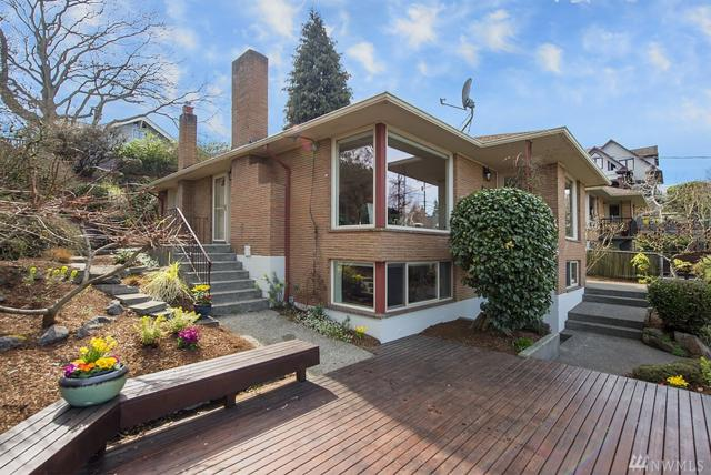 619 N 62nd St, Seattle, WA 98103 (#1426920) :: Keller Williams - Shook Home Group