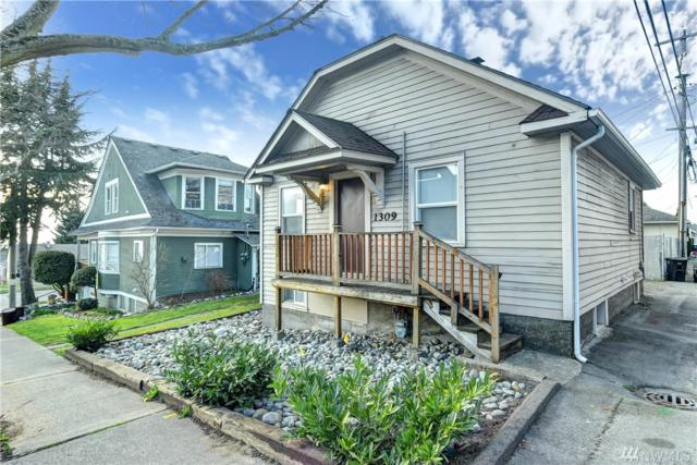 1309 Everett Ave, Everett, WA 98201 (#1427023) :: NW Home Experts