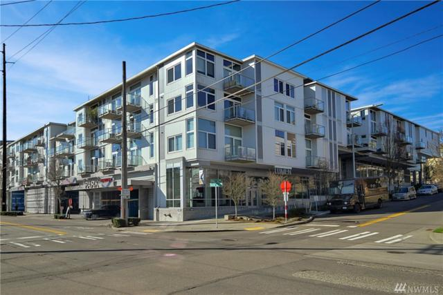 501 Roy St T205, Seattle, WA 98109 (#1427144) :: The Kendra Todd Group at Keller Williams