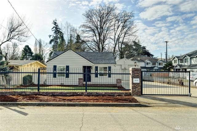 3811 S 116th St, Tukwila, WA 98168 (#1427251) :: Ben Kinney Real Estate Team
