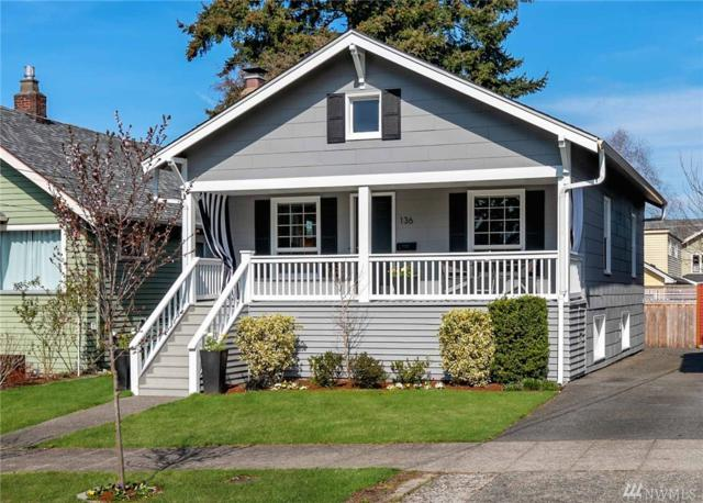 136 NW 77th, Seattle, WA 98117 (#1427309) :: Entegra Real Estate