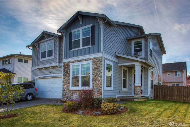14201 SE 281st Place, Kent, WA 98042 (#1427340) :: Keller Williams - Shook Home Group