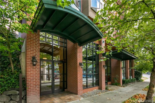 120 1st Ave W #303, Seattle, WA 98119 (#1427388) :: The Kendra Todd Group at Keller Williams