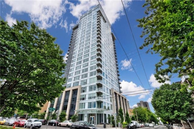 1321 Seneca St #1905, Seattle, WA 98101 (#1427453) :: Keller Williams - Shook Home Group