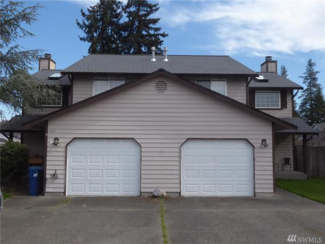 860 & 862 4th Ave N, Kent, WA 98032 (#1427529) :: KW North Seattle