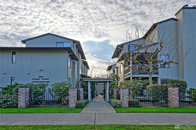 1906 Colby Ave #5, Everett, WA 98201 (#1427638) :: Alchemy Real Estate