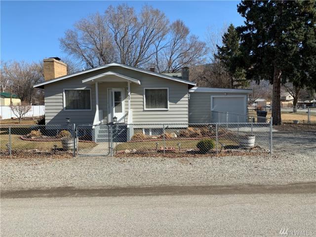 605 Juniper, Oroville, WA 98844 (#1427753) :: Mike & Sandi Nelson Real Estate