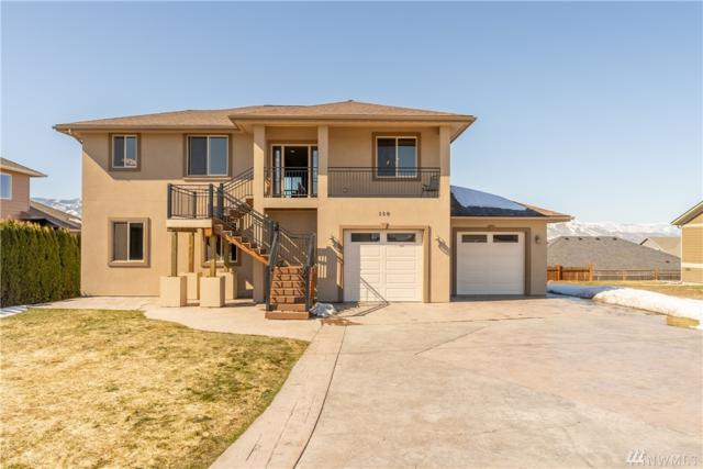 150 Mary Ave, East Wenatchee, WA 98802 (#1427757) :: Canterwood Real Estate Team
