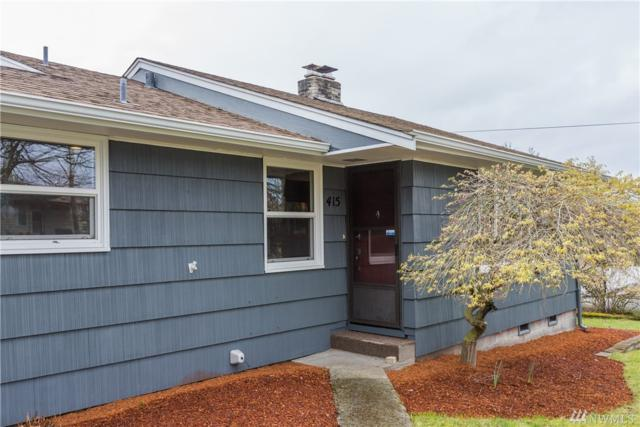 415 S 146th St, Burien, WA 98168 (#1428228) :: Keller Williams Realty Greater Seattle
