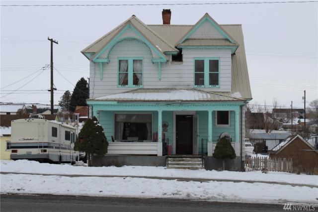 302 E 1st Ave, Odessa, WA 99159 (#1428317) :: Hauer Home Team