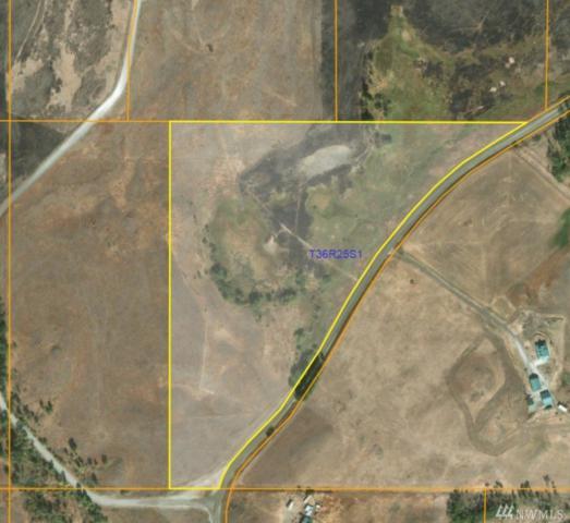 2-tbd N Pine Creek Rd, Tonasket, WA 98855 (#1428348) :: Keller Williams Western Realty