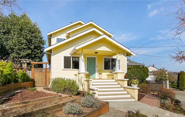 6207 Meridian Ave N, Seattle, WA 98103 (#1428370) :: Better Homes and Gardens Real Estate McKenzie Group