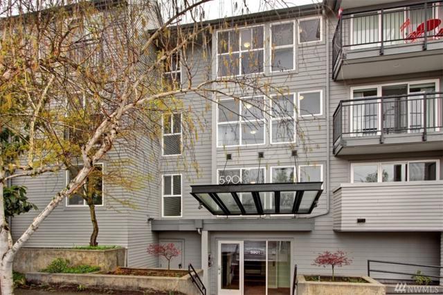 5901 Phinney Ave N #308, Seattle, WA 98103 (#1428475) :: Keller Williams Everett
