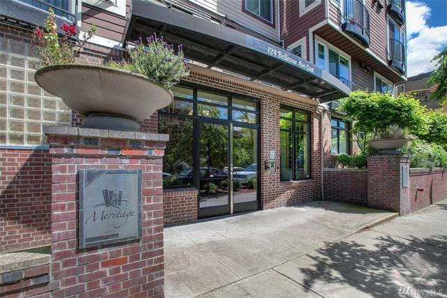 124 Bellevue Ave E #401, Seattle, WA 98102 (#1428528) :: Commencement Bay Brokers