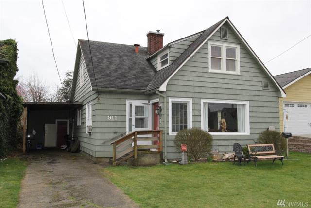 911 Alder St, Hoquiam, WA 98550 (#1428638) :: Crutcher Dennis - My Puget Sound Homes
