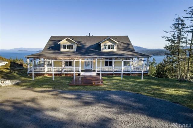 49 Hoyt Lane, San Juan Island, WA 98250 (#1428722) :: Ben Kinney Real Estate Team