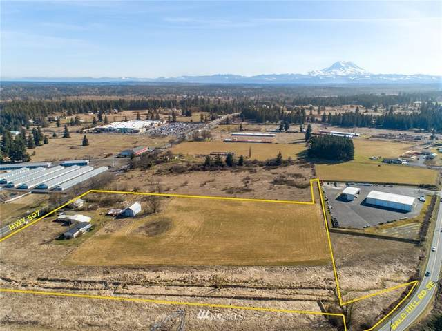 16731 State Route 507 SE, Yelm, WA 98597 (#1428849) :: My Puget Sound Homes