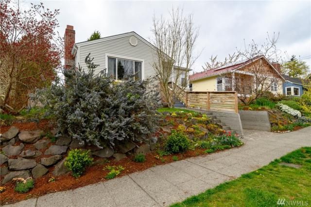 7029 Dibble Ave NW, Seattle, WA 98117 (#1429245) :: Keller Williams Realty Greater Seattle
