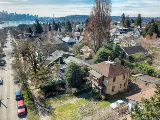 4131 Corliss Ave N, Seattle, WA 98103 (#1429265) :: Better Properties Lacey