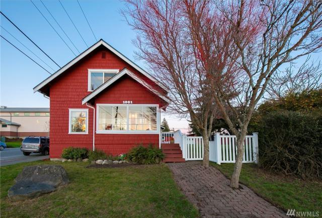 1001 Rockefeller Ave, Everett, WA 98201 (#1429611) :: Keller Williams - Shook Home Group