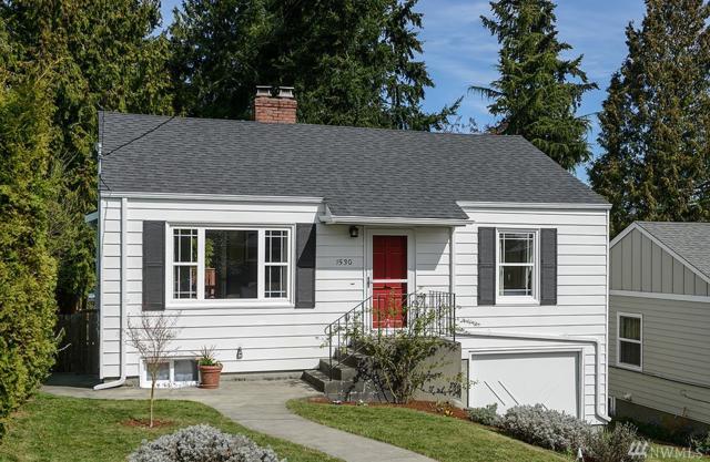 1530 NE 92nd St, Seattle, WA 98115 (#1429972) :: Keller Williams Everett