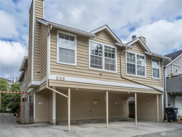 523 N 105th St A-D, Seattle, WA 98133 (#1430040) :: Beach & Blvd Real Estate Group