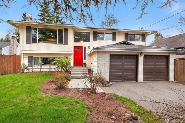 15810 12th Ave NE, Shoreline, WA 98155 (#1430069) :: Hauer Home Team