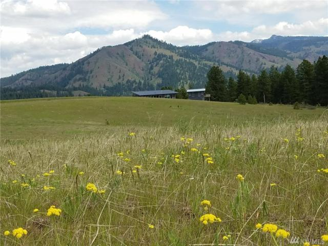 0-Lot 4A Mountain Creek Dr, Cle Elum, WA 98922 (#1430140) :: Real Estate Solutions Group