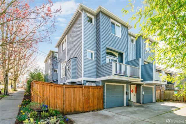 411 N 39th St, Seattle, WA 98103 (#1430194) :: Beach & Blvd Real Estate Group