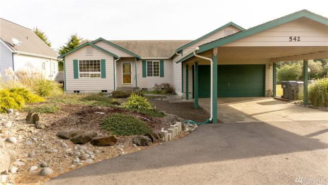 542 Point Brown Ave SE, Ocean Shores, WA 98569 (#1430216) :: Kimberly Gartland Group