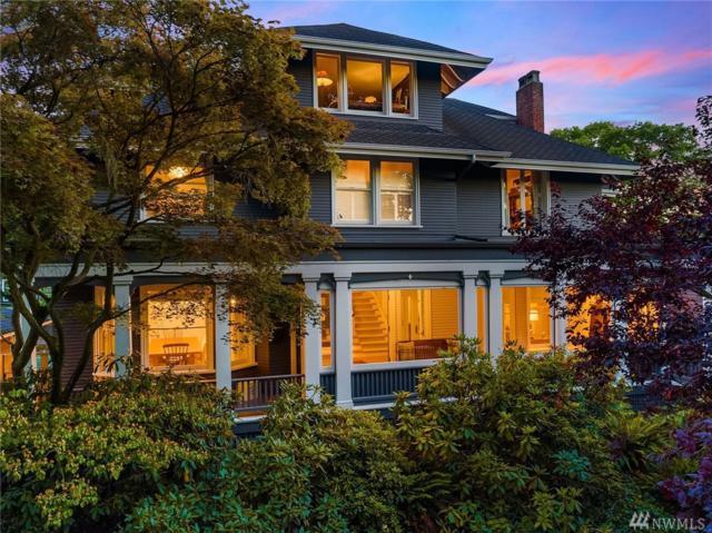 1205 E Prospect St, Seattle, WA 98102 (#1430643) :: Keller Williams Western Realty