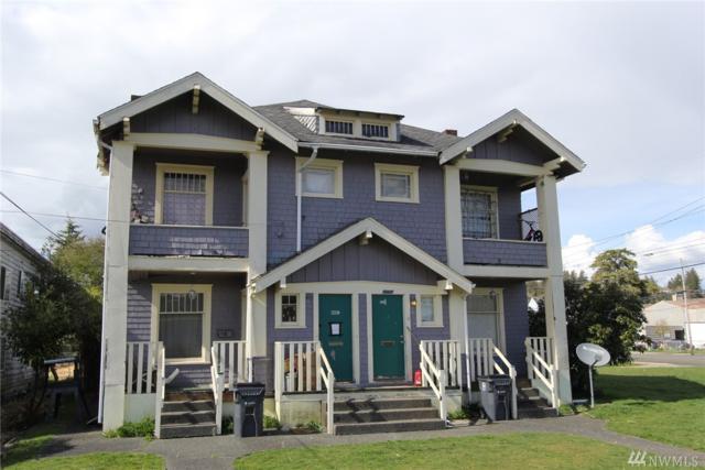508 6th St, Hoquiam, WA 98550 (#1430743) :: Ben Kinney Real Estate Team