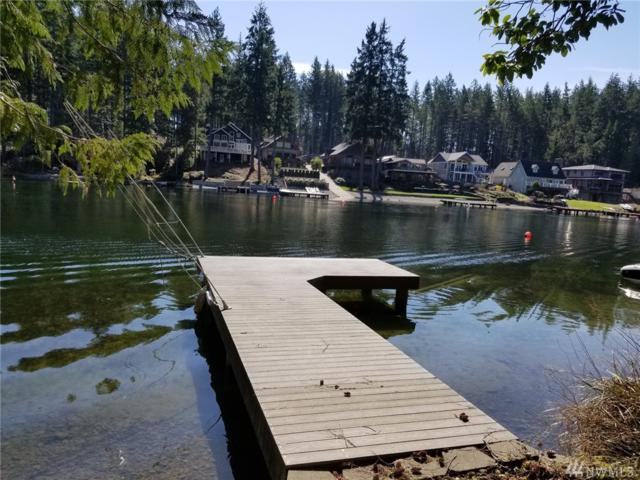 5390 E Mason Lake Dr W, Grapeview, WA 98546 (#1431308) :: Kimberly Gartland Group