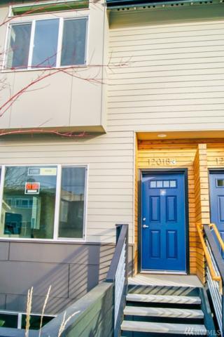 12018 32nd Ave NE C, Seattle, WA 98125 (#1431388) :: Keller Williams Realty
