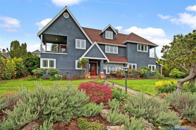 5721 65th Ave NE, Seattle, WA 98105 (#1431527) :: Ben Kinney Real Estate Team