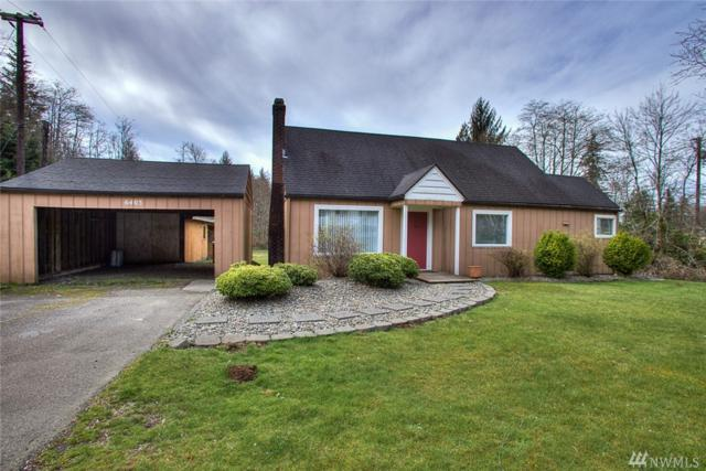 6403 Olympic Hwy, Aberdeen, WA 98520 (#1432056) :: Homes on the Sound