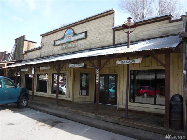 164 Riverside Ave, Winthrop, WA 98862 (#1432254) :: Kimberly Gartland Group
