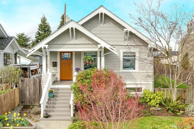 4037 52nd Ave SW, Seattle, WA 98116 (#1432403) :: KW North Seattle