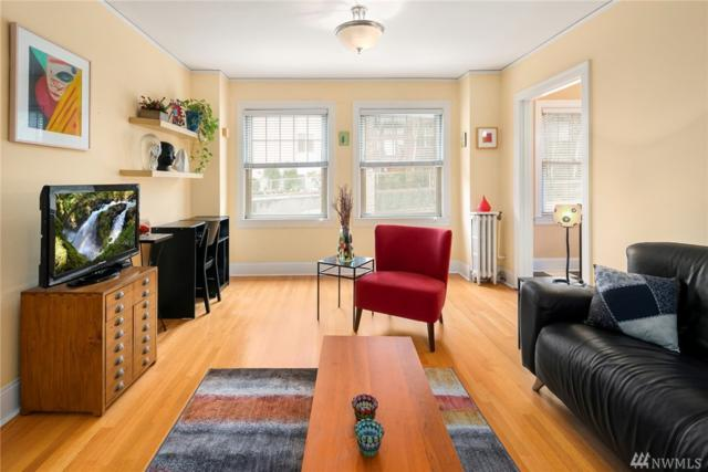 5810 Cowen Place NE #105, Seattle, WA 98105 (#1432539) :: Hauer Home Team
