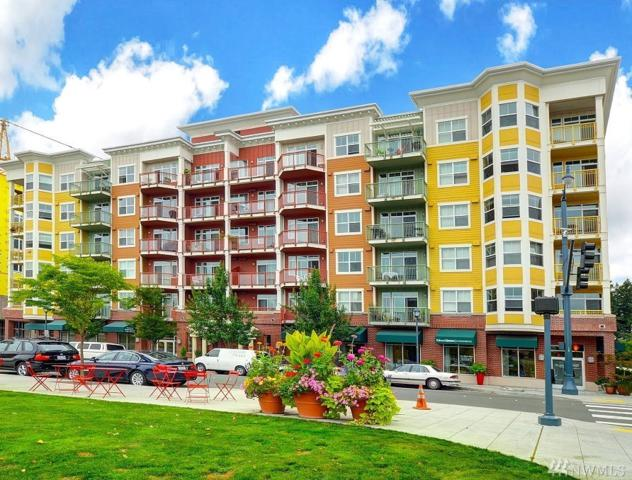16141 Cleveland St #203, Redmond, WA 98052 (#1432658) :: Real Estate Solutions Group