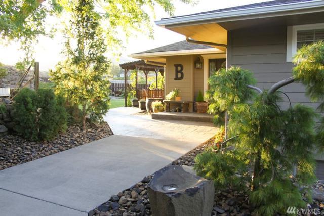 917 NW Fairview, Ephrata, WA 98823 (#1432686) :: KW North Seattle