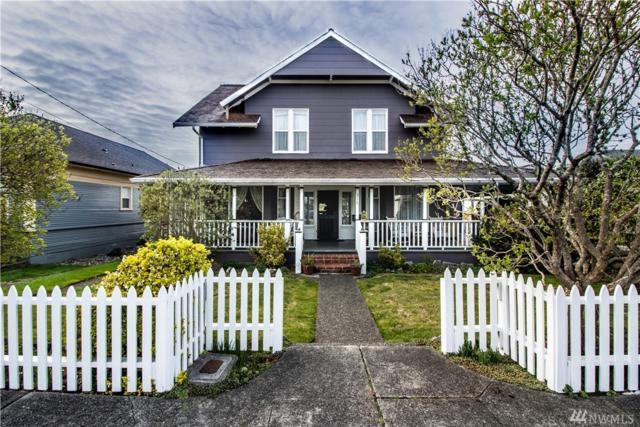 516 4th St, Hoquiam, WA 98550 (#1432843) :: Ben Kinney Real Estate Team