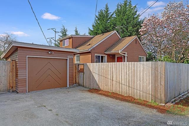 5349 S Creston St, Seattle, WA 98178 (#1432844) :: McAuley Homes